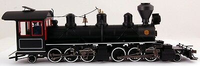Bachmann On30 Scale Train 2-6-6-2 DCC Equipped Black w Red & White Trim 28798