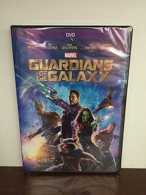 Guardians of the Galaxy DVD  NEW (Beware of Fake Copies being sold) Ships Fast!!