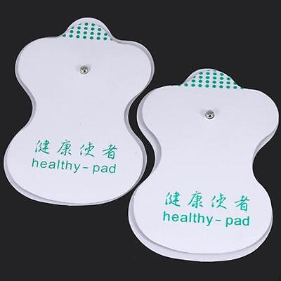 50 Pcs Electrode Pads for LCD Tens Acupuncture Digital Therapy Machine Massager