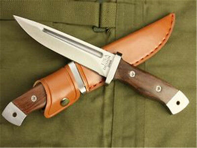 Hot Sale Buck 2008 Outdoor Survival Camp Hunt Straight Blade Fishing knife UX2