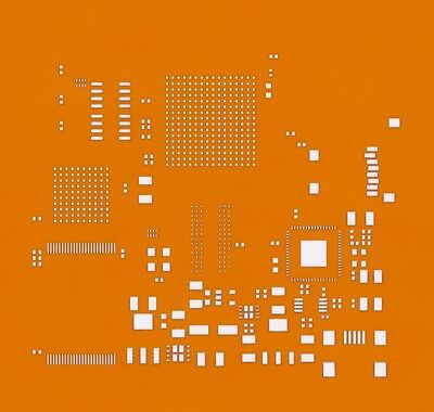 PCB Prototype Stencil-Kapton and Mylar 3, 4, 5 and 6 mil