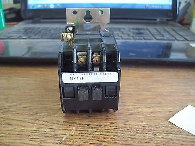 New Westinghouse Control Relay Bf11F