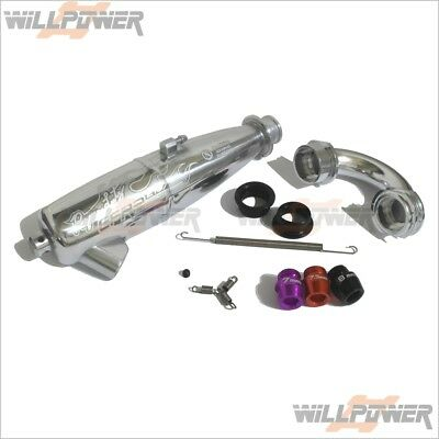 EFRA 2107 Racing Exhaust Pipe (RC-WillPower) Alpha