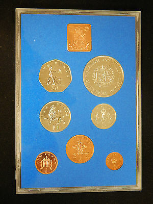 1972 Coinage Of Great Britain And Northern Ireland