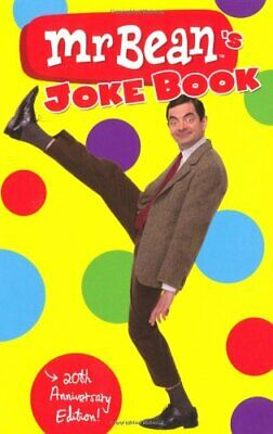 Mr Bean's Joke Book by Green, Rod Paperback Book The Cheap Fast Free Post