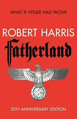 Fatherland by Harris, Robert Book The Cheap Fast Free Post