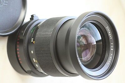 Hasselblad Carl Zeiss Distagon 50mm F2.8 Lens for 202 203 205 201 2000F mint -