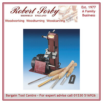 ROBERT SORBY PE01A ProEdge Sharpening System. SAVE OVER £40 ON RRP