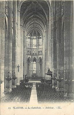 44 Nantes Cathedrale Interieur - Ll