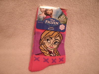 Disney's Frozen  Socks Size 4 - 5.5