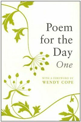 Poem for the Day One Paperback Book The Cheap Fast Free Post