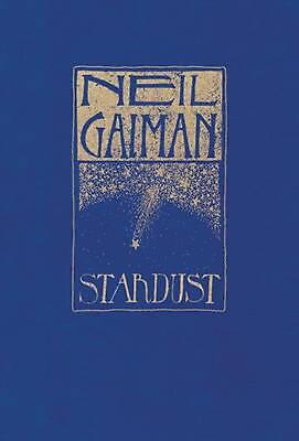 Stardust: The Gift Edition by Neil Gaiman (English) Hardcover Book Free Shipping