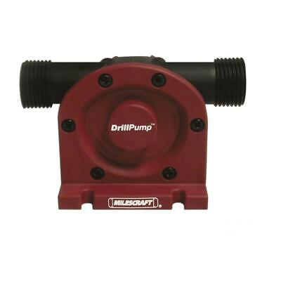 Milescraft 1314 Professional DrillPump 750 with 2,800 RPM and 750 GPH