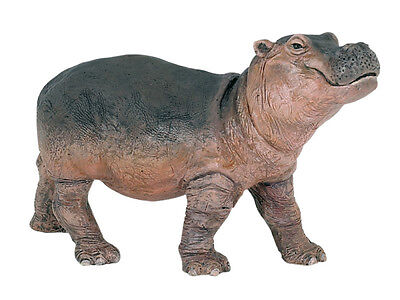 FREE SHIPPING | Papo 50052 Hippopotamus Calf Wild African Animal- New in Package