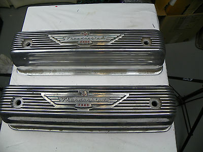 1955-57 Ford Thunderbird  Valve Covers