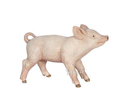 FREE SHIPPING | Papo 51136 Female Piglet Farm Animal Figurine - New in Package