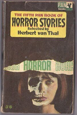 Pan Book of Horror Stories: Volume 5 Paperback Book The Cheap Fast Free Post