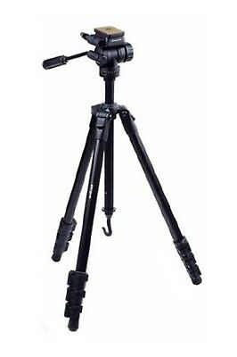 New Targus Black Label 60 Inch Professional DSLR Camera/Camcorder Tripod