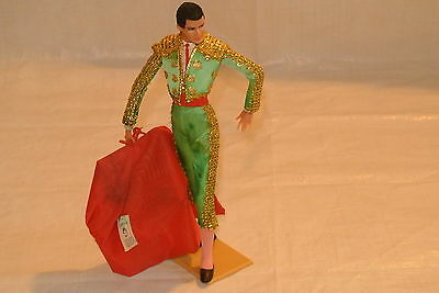 Marin Chiclana Flamenco Matador Doll