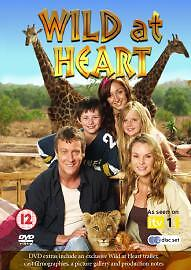 Wild At Heart - Series 1 - Complete (DVD, 2006, 2-Disc Set) NEW SEALED