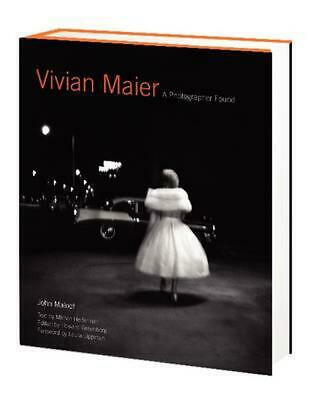 Vivian Maier: A Photographer Found by John Maloof (English) Hardcover Book Free