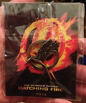 The Hunger Games - Catching Fire Mockingjay Pin - by NECA - NEW!