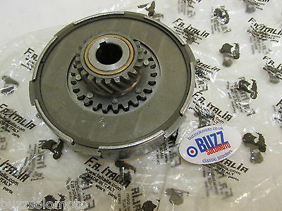 Vespa F.A.ITALIA  Early TypeThree Plate 22 Tooth 6 Spring  Clutch Assembly Px125