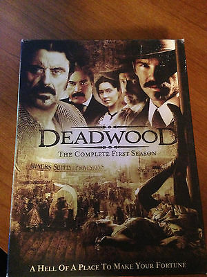 Deadwood The complete First Season 1 DVD