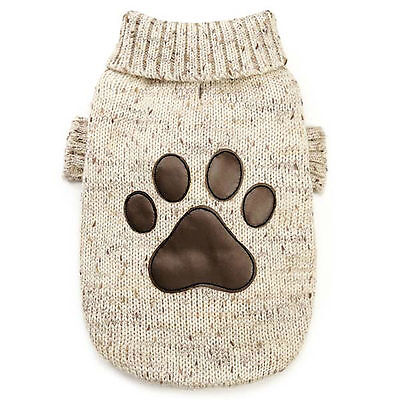LARGE ZACK & ZOEY ABERDEEN DOG SWEATER coat clothing L clothes pet supplies