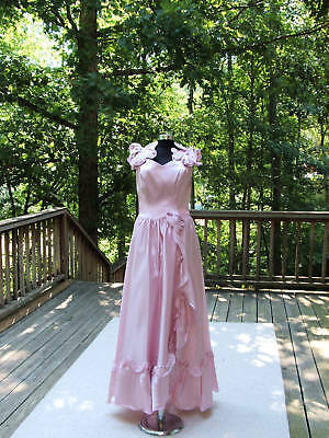 NWT $158 REENACTMENT/SOUTHERN BELLE/PRINCESS COSTUME GOWN  S/M