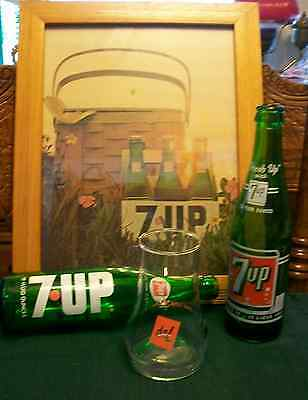 Vintage 7-Up Collection