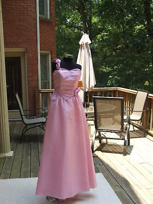 NWT ALFRED ANGELO SOUTHERN BELLE  formal GOWN/COSTUME S/M