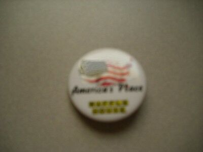 WAFFLE HOUSE PIN --AMERICA'S PLACE--