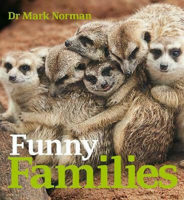 Funny Families by Mark Norman Paperback Book Free Shipping!