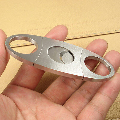 Beautiful Stainless Steel Cigar Cutters Scissors SX13 Nice Gift