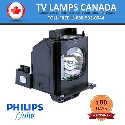 Mitsubishi 915B441001 Replacement Philips TV Lamp with Housing 6 Month Warranty