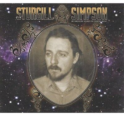 Sturgill Simpson - Metamodern Sounds In Country Music [CD New]