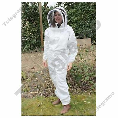 Bee Keepers Bee Suit-White-Protective Equipment-All Size-Top Quality