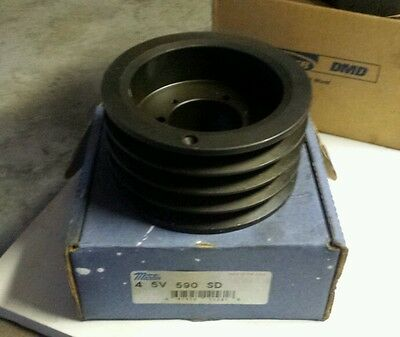 "*NEW*   Martin   45V590SD     4 Groove Pulley   5.9"" OD"