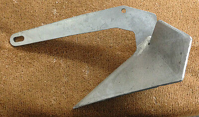 ANCHOR PLOW GALVANIZED 22 LBS BOAT SIZE 32FT TO 41FT SEACHOICE 41550 BOATINGMALL
