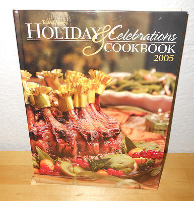 2005 TASTE OF HOME COOKBOOK Holidays & Celebrations Quick & Easy Cooking Recipes