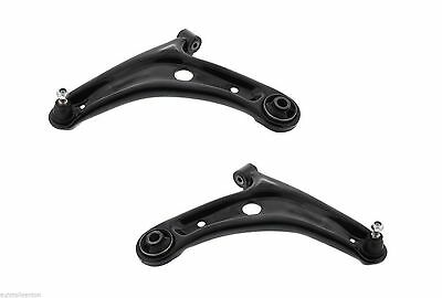 Honda Jazz 02 08  Front Lower Control Arm Suspension Wishbone Pair Left & Right