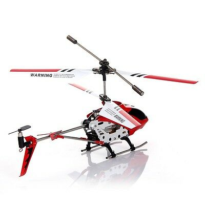 Indoor Syma S107G 3-Channel 3.5CH Mini Remote Control RC Helicopter Gyro Genuine
