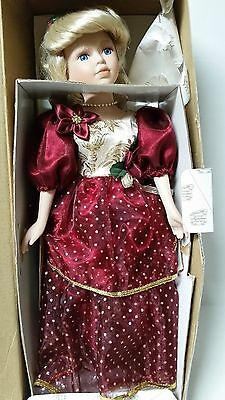 """Heritage Signature Collection Doll 16"""" Tall"""