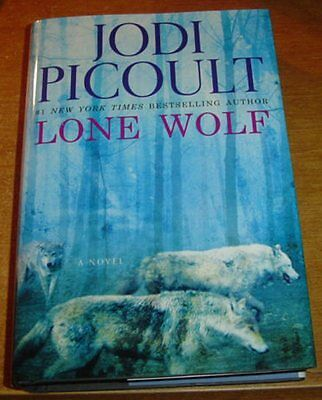 Lone Wolf by Jodi Picoult (2012, Hardcover)