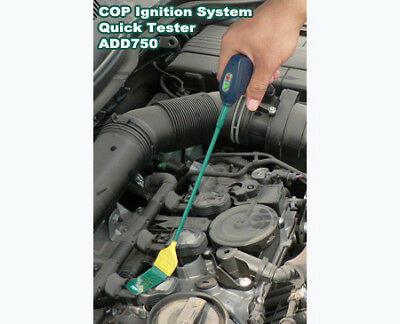 ADD750 The Coil On Plug (COP) Quick Ignition tester