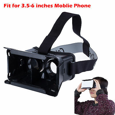Universal VR Goggle Virtual Reality 3D Video Glasses for iPhone Samsung LG HTC