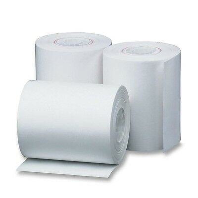 """2-1//4/"""" x 230/' THERMAL PAPER SHARP XE-A207 40 NEW ROLLS  *FREE SHIPPING*"""