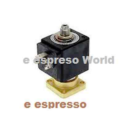 110V 50/60Hz 9W Three-way Lucifer Solenoid Espresso machine group head valve
