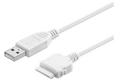 USB-DATENKABEL IPOD-IPHONE 3G/3Gs/4/4s 1,2 m WEISS WHITE